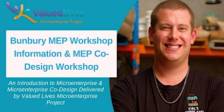 Bunbury MEP Information & MEP Co-Design Workshop tickets