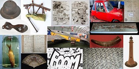 Tayside's Treasures - A Cornucopia of Objects from across Tayside's Museums tickets