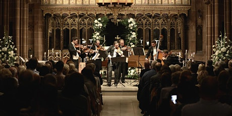 Vivaldi - The Four Seasons by Candlelight - Friday 25th June, Derby tickets