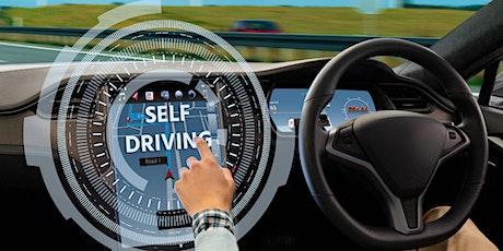 Auto a guida autonoma: il prossimo futuro biglietti