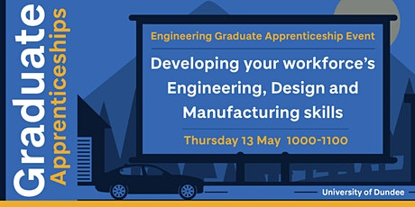 Developing your workforce's Engineering, Design and Manufacturing skills tickets