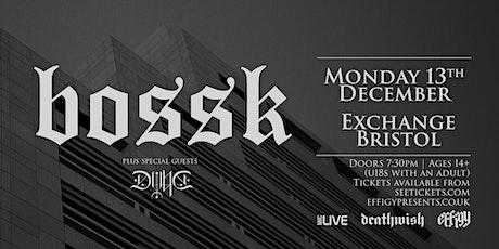 Bossk tickets
