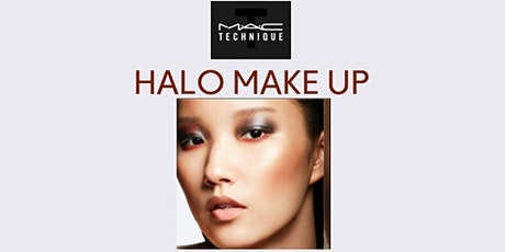 MAC TECHNIQUE  HALO MAKE UP LOOK biglietti