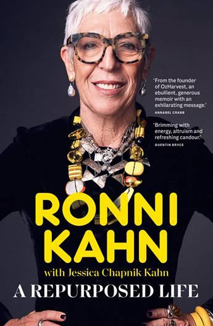 Supper Club with Ronni Kahn image