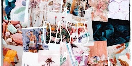 """""""Oasis"""" Aliki x R2 Designs Exhibition tickets"""