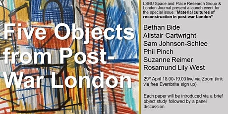 Material cultures of reconstruction in post-war London tickets
