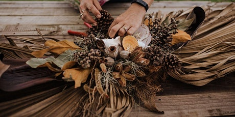 Transform Natures Textures & Treasures into your Unique Botanical Wall Art tickets
