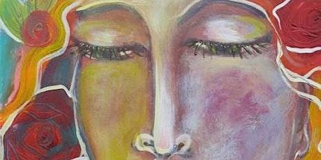 Children's Art Webinar 'Girl with Hooped Earrings' tickets