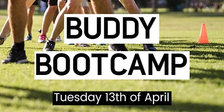 Buddy Bootcamp tickets
