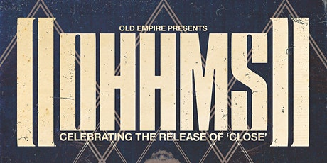 Ohhms - Glasgow tickets