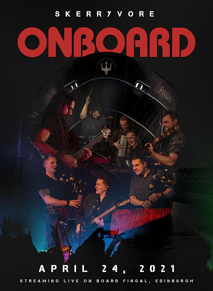 SKERRYVORE: ONBOARD (Live Stream) image