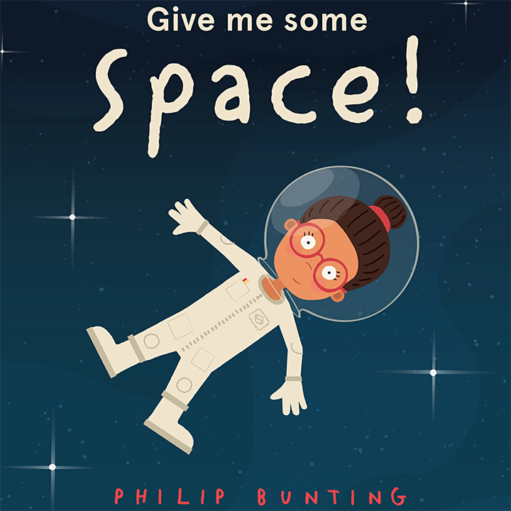 Story time with Professor Brian P. Schmidt: Give Me Some Space image
