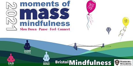 Moments of Mass Mindfulness 2021 tickets