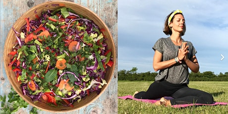Online Cancer Support Group x  Simple Healthy Recipes tickets
