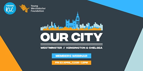 Our City Website - Members Webinar tickets