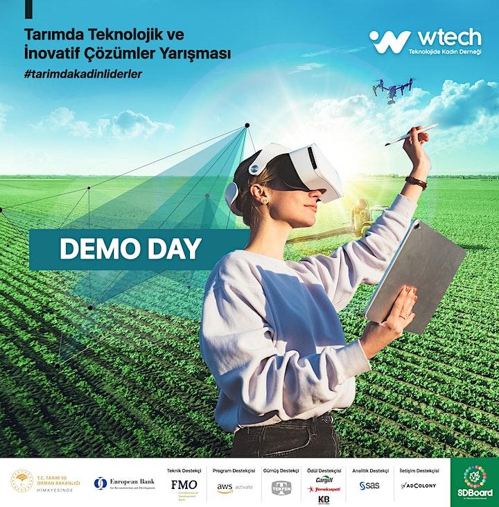 Tarımda Teknolojik ve İnovatif Çözümler Yarışması - Demo Day image