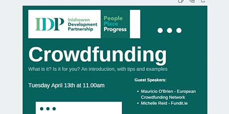Understanding  CrowdFunding Workshop tickets