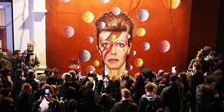 London's Original David Bowie Musical Walking Tour tickets
