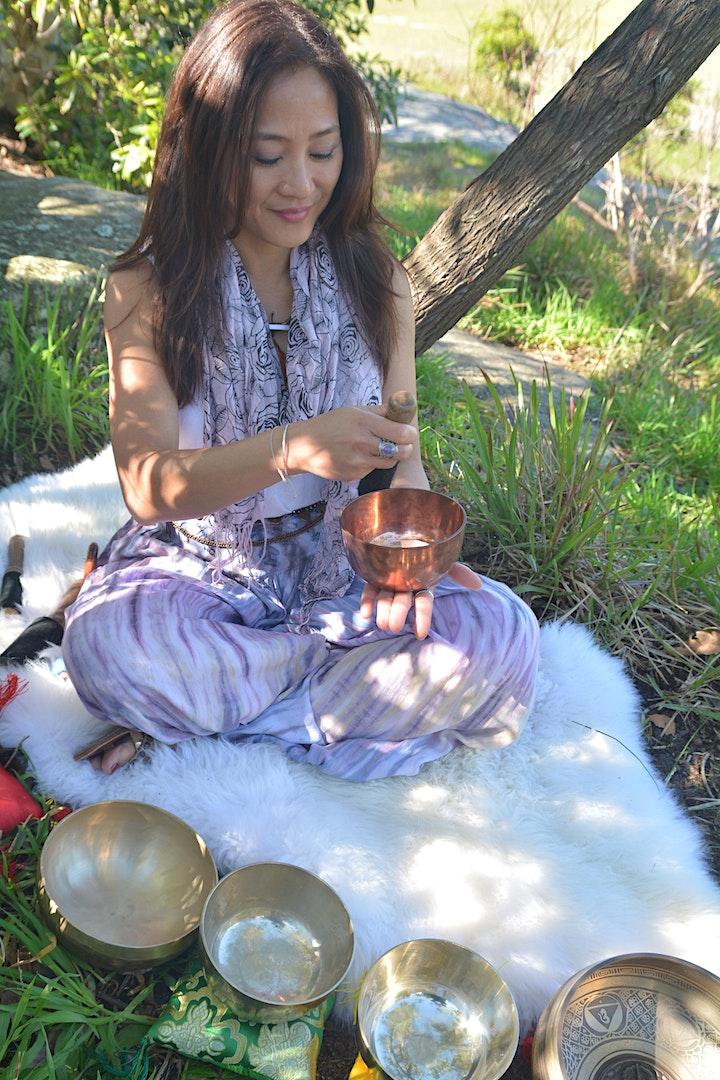 Live via Zoom Kundalini Awakening with Joy image