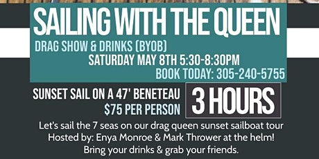 Sailing with the Queen tickets