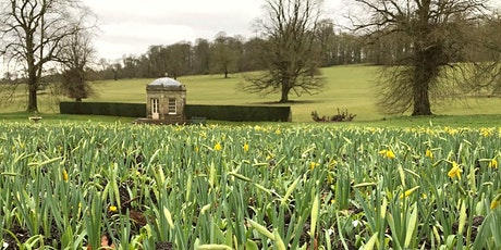 Timed entry to Kedleston Hall garden and parkland (5 Apr - 11 Apr) tickets