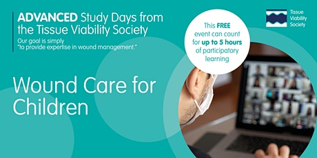 TVS Advanced Study Day - Wound Care for Children tickets