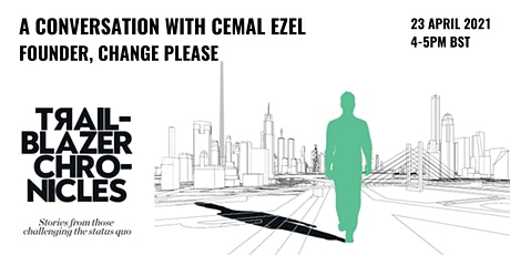 Trailblazer Chronicles: A Conversation with Cemal Ezel tickets