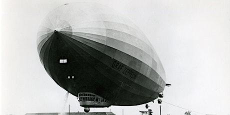 Zeppelin Ship of Dreams Presentation by David Skillen. tickets