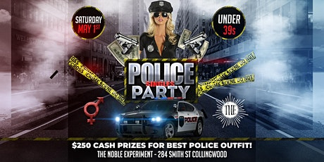 Police Singles Party | Under 39s (extra age leeway) tickets