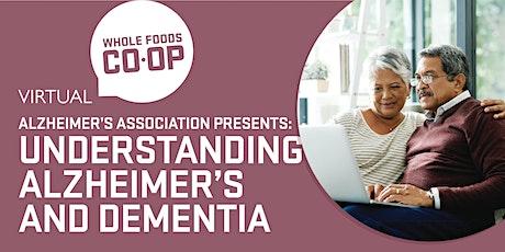 Alzheimer's Association Presents: Understanding Alzheimer's and Dementia tickets