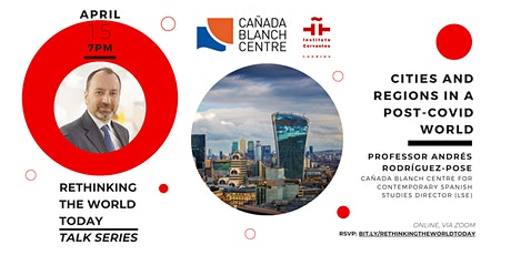 Rethinking the World Today: Cities and Regions in a Post-Covid World tickets