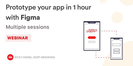 [Free workshop] Prototype your app in 1 hour tickets