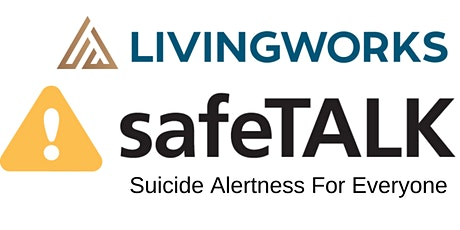 safeTALK: Suicide Alertness Training tickets
