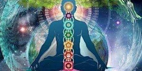 Spiritual awakening, healing and chakra attunement! Experience Pure bliss tickets
