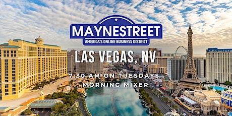 Maynestreet Vegas Metro Morning 4/13 - 7:30 AM tickets