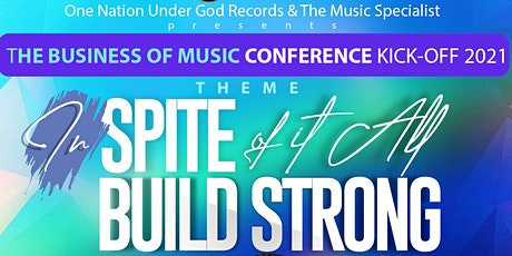 The Business of Music Conference Kick Off (Spring Edition) Tickets