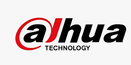 Principles of Dahua Surveillance Systems tickets