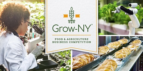 Grow-NY Information Session - Ask us Anything! Tickets