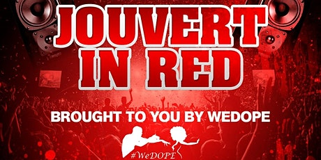JOUVERT IN RED tickets