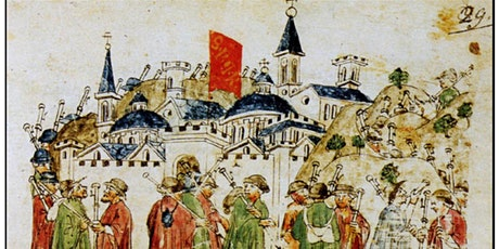 We are going on a holiday II:Christian Medieval pilgrimages and sightseeing tickets