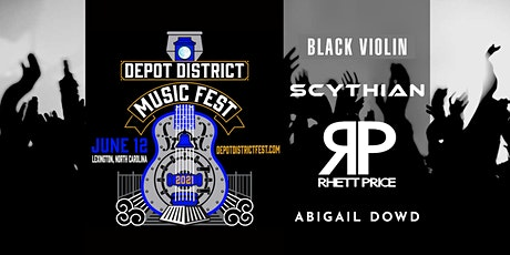 Depot District Music Fest tickets