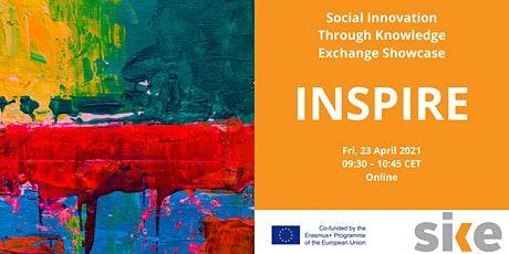 Social Innovation Through Knowledge Exchange Showcase: INSPIRE tickets