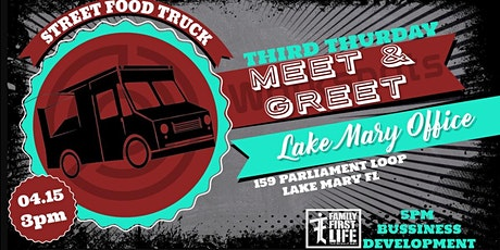 3rd Thursday Meet and Greet tickets