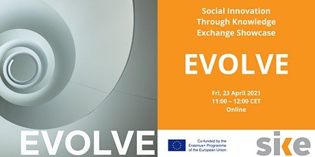 Social Innovation Through Knowledge Exchange Showcase: EVOLVE tickets