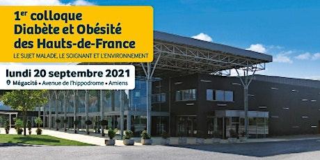 1er colloque Diabète et Obésité des Hauts-de-France billets