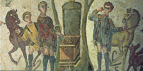 Hunting and horses: How to be 'cool' in late antiquity tickets