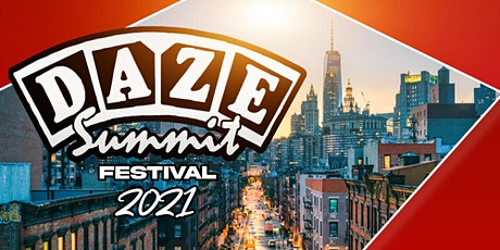 Daze Summit Day 6: Visionary Vibes Concert tickets