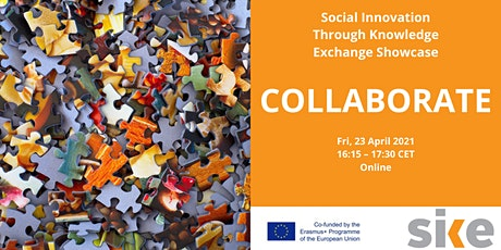 Social Innovation Through Knowledge Exchange Showcase: COLLABORATE tickets