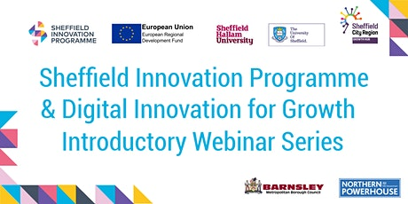 Sheffield Innovation Programme Intro Webinar: Computing tickets