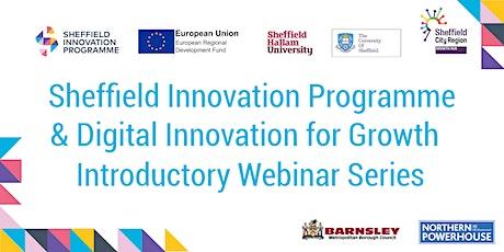 Sheffield Innovation Programme Intro Webinar: MERI tickets